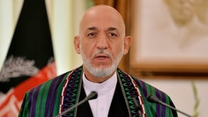 Afghan President Hamid Karzai is due to step down next year