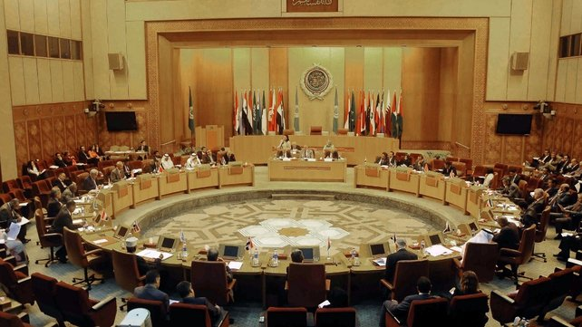 Arab League met to discuss the Syrian crisis