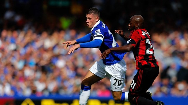 Ross Barkley has made an impression for both club and country so far this season