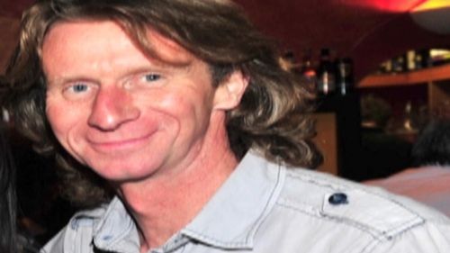 Alan McSherry's body was discovered on the road at Arfarn last month
