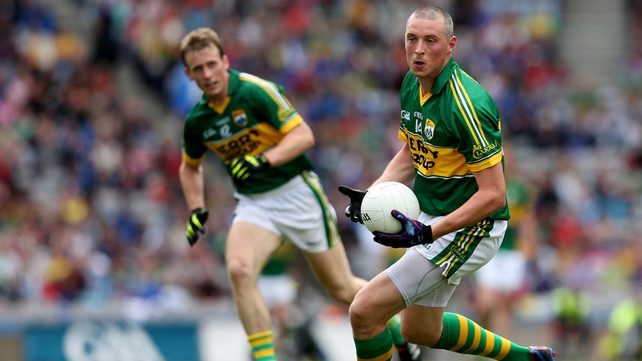 Kieran Donaghy is surplus to requirements from the off, as Kerry bid to upset the Dubs