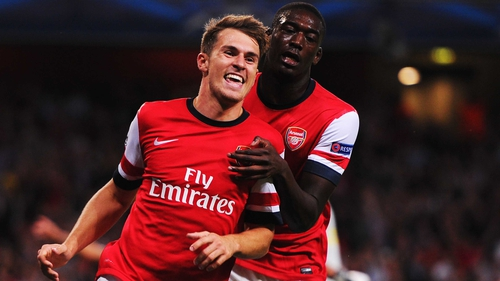 Aaron Ramsey said Arsenal showed what they could achieve in their form up to February