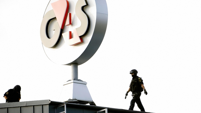 G4S posts annual profits below market forecasts