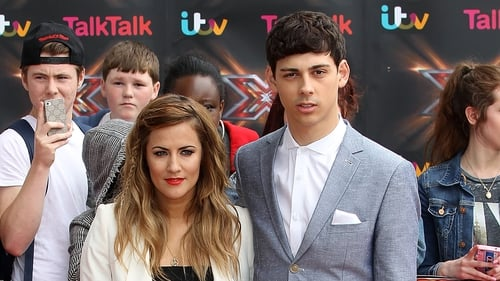 The Xtra Factor hosts Caroline Flack and Matt Richardson