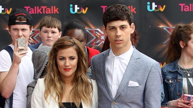 The Xtra Factor hosts Caroline Flack and Matt Richardson