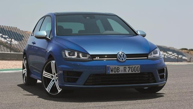 Volkswagen release fastest Golf yet