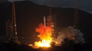 The Chang'e Two orbiter was launched in China in 2010