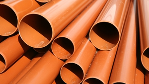 Condron Concrete Works is to develop a plastic pipe making facility