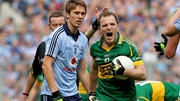 Darran O'Sullivan missed Kerry's All-Ireland success because of injury
