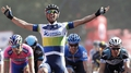 Matthews wins Vuelta stage five