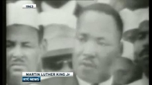 US marks Martin Luther King's 'I have a Dream' speech
