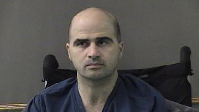Nidal Hasan shot dead 13 people at Fort Hood army base in 2009