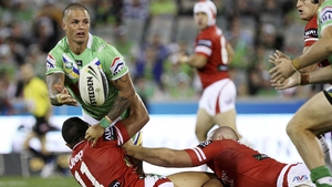 Sandor Earl was due to switch codes to play rugby union in France