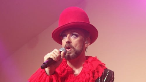 Boy George has warned Justin Bieber not to mess up his life