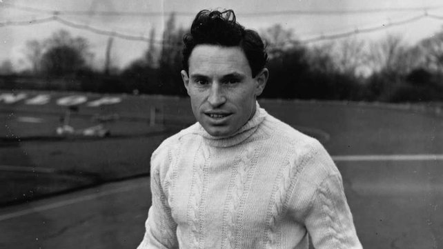 Cliff Morgan played for Wales and the British and Irish Lions