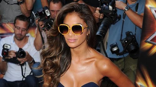 Nicole Scherzinger certainly has the X Factor