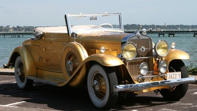 Liberace's car for sale?