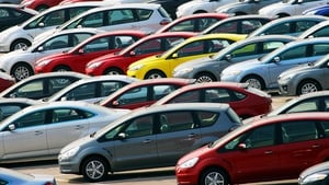 Just 344 cars were sold last month compared to 8,904 in April 2019