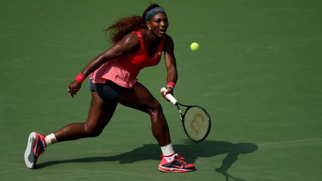 Serena Williams won the first of her four US Open titles 14 years ago