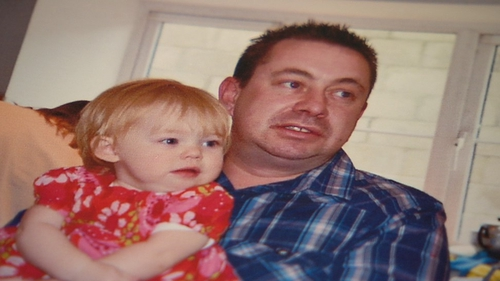 Fiachra Daly was under stress following the evacuation from Priory Hall