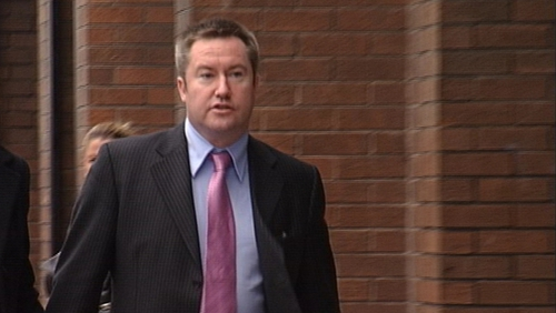 Michael Lynn was questioned by the court on Monday evening