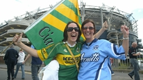 Brian Carthy previews Dublin v Kerry with Mick O'Dwyer, Maurice Fitzgerald and Micky Whelan among others.