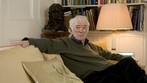 The poet was photographed in his Sandymount home for the RTÉ Guide in March 2009 (Pic: RTÉ Stills Library)