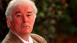 'A written chain; we'll call it a human chain' - Seamus Heaney