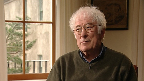 Seamus Heaney: remembered at Townley Hall