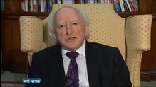 A man of natural grace - Michael D Higgins