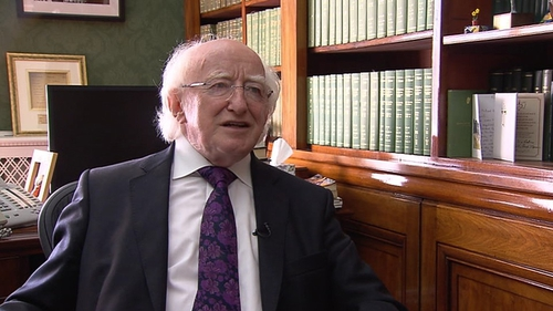 President Higgins on visits to Mexico, El Salvador and Costa Rica to boost development and trade links with Ireland