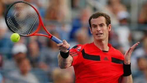 Andy Murray: 'I'll be doing my best to qualify again for the tournament next year'