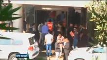 UN inspectors leave Syria