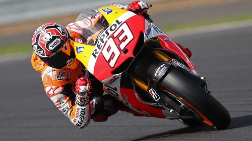 Marc Marquez took the 2013 MotoGP World Championship by storm in his rookie season in motorcycle racing's premier championship