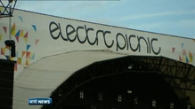 Man dies at Electric Picnic festival