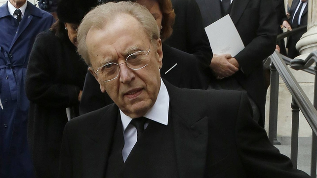 Sir David Frost has died at the age of 74