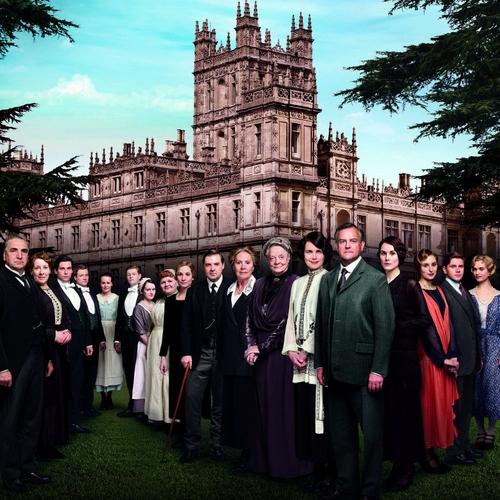 Downton Abbey back for its final season