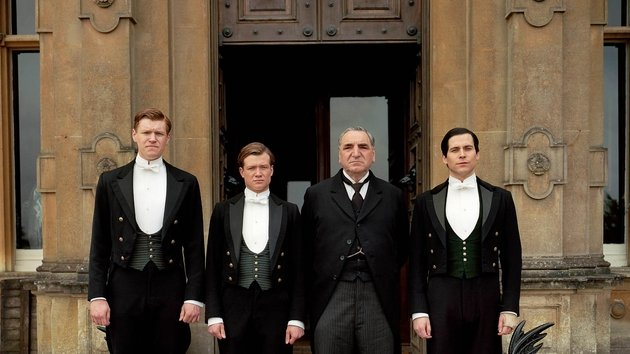 Downton Abbey is back for a fourth run