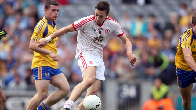 Conor McKenna's goal proved crucial  for the Red Hands