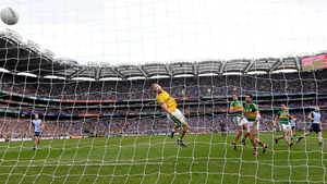 Kevin McManamon: 'I said I'll try and aim for the crossbar and it might sneak under or go over'