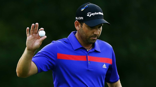 Sergio Garcia is seeking his first tournament win of the season