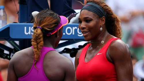 Serena Williams will now face Angelique Kerber in the quarters