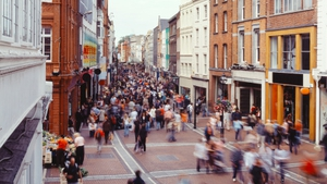 The population of the Greater Dublin Area could increase by over 400,000 within the next 20 years
