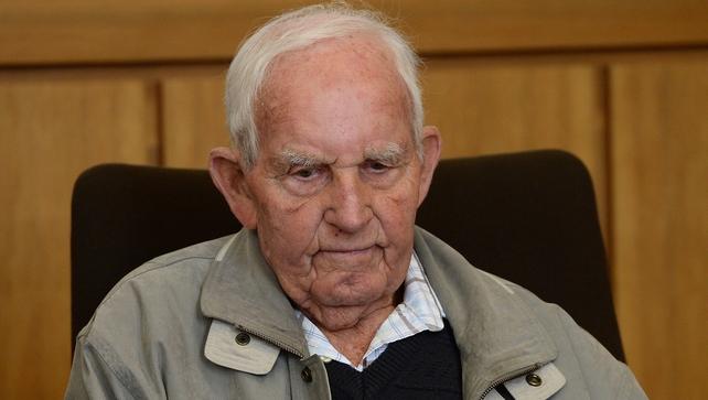 Former SS officer Siert Bruins has said another soldier killed Aldert Klaas Dijkema