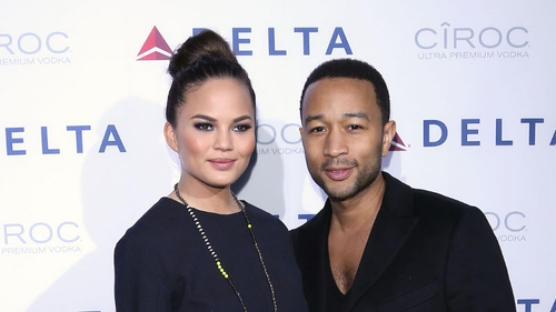 John Legend isn't nervous about walking down the aisle in September