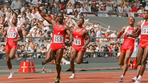 Flashback to 24 September 1988 when Ben Johnson crossed the line ahead of his rivals in the 100m