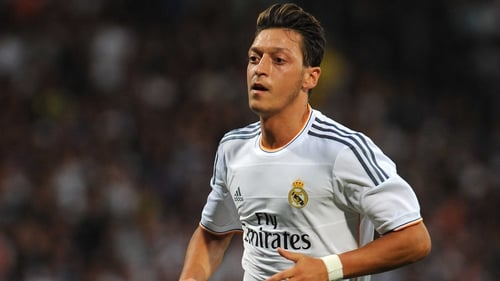 Mesut Ozil joined Real Madrid from Werder Bremen following the 2010 World Cup
