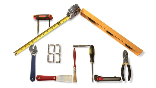 Home renovations: people are spending €6m per week