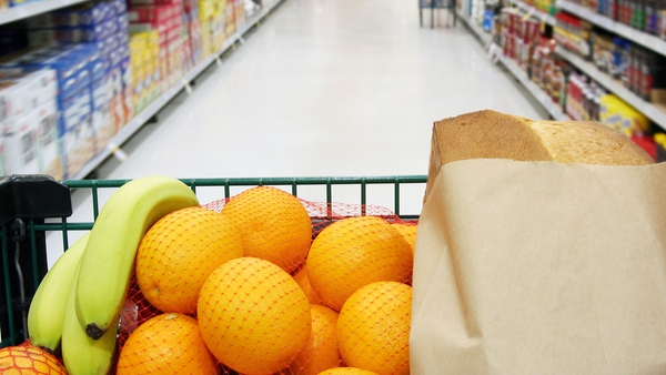 The latest supermarket share figures show a year-on-year growth in sales of 2.1% across the Irish grocery market