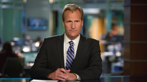 The Newsroom's third season will be its last